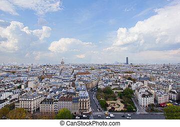 paris, latim, frança, quartier