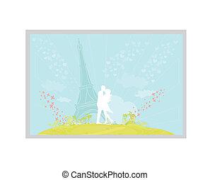 paris, par, romanticos