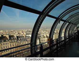 paris, pompidou center