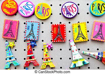 Paris souvenir - The tipical souvenir you can find in every...