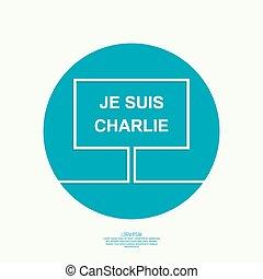 paris, symbol, solidaritet