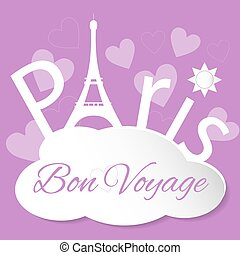 Paris, torre,  eiffel