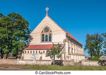 Parish of All Saints Anglican Church in Kimberley - The...
