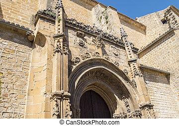 Parish of San Isidoro, Ubeda, Jaen, Spain