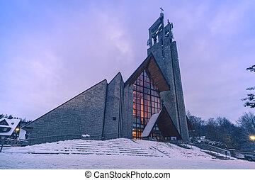 Parish of the Holy Cross in Zakopane