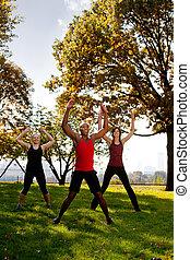 Park Exercise