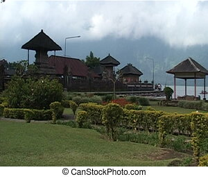 Park  - Beautiful park landscape at Bali