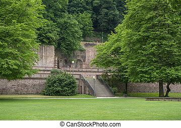 park, heidelberg