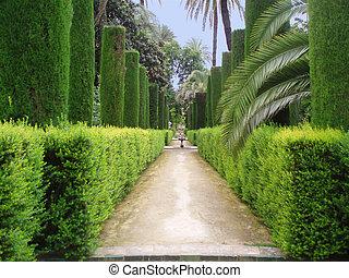 Park in Alhambra