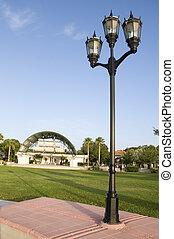 Park in Cocoa, Florida.