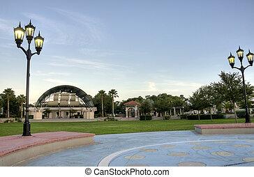 Park in Cocoa, Florida