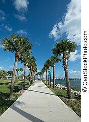 Park in Fort Pierce, Florida