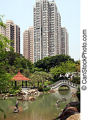 Park in Hong Kong