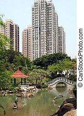Park in Hong Kong