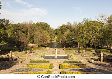 Park in the city of Fort Worth,