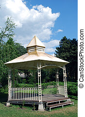 park music pavilion