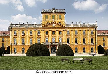 Palace of Esterhazy - Park of the Palace of Esterhazy in ...