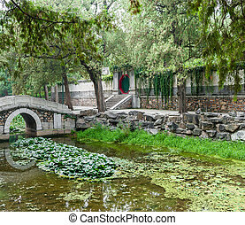 Park of the summer palace