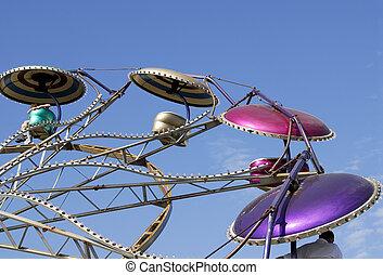 Park Ride - Amusement Park Ride