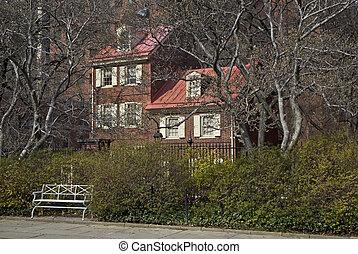 Park Side Home