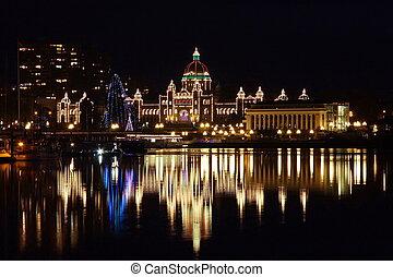 Parlament Building Victoria BC