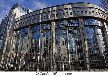 parlament, europäische