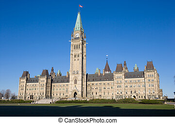 parlament hegy