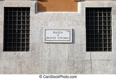 parlament, italienesche