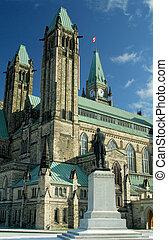 parlamento canadense