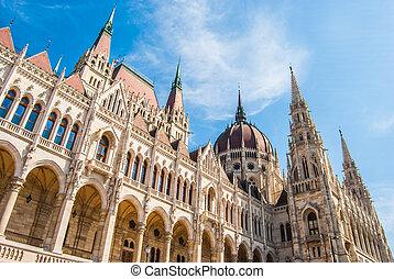 parlamento, húngaro