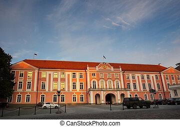 parlamento, tallinn