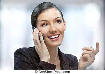 parlare, telefono