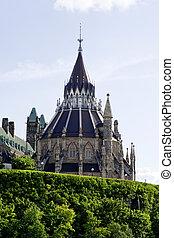 parlement, bibliothèque