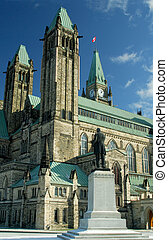 parlement, canadees
