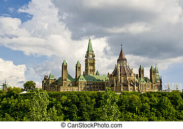 parlement, canadien
