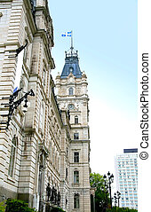 parlement, quebec