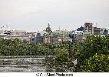Parliament Building Ottawa Canada