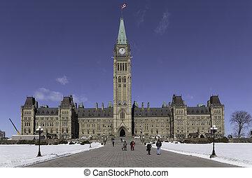 Parliament Centre Block