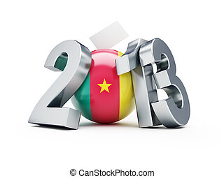 Parliamentary elections in Cameroon 2013