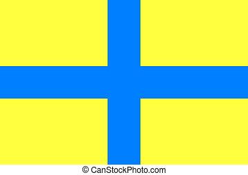 Parma city flag