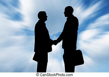 parnership, business