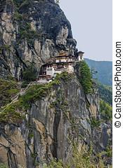 paro, taktsang, -, bhutan