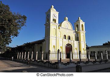 Parochial church of the city of Gracias