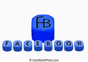 parola, cubi, facebook