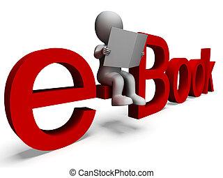 parola, esposizione, ebook, biblioteca elettronica