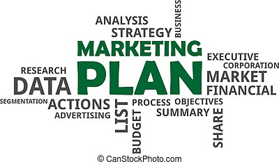 parola, -, piano, nuvola, marketing