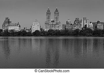 parque central, nueva york, estados unidos de américa