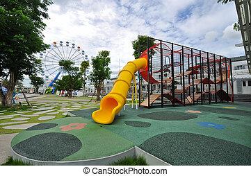 parque divertimento