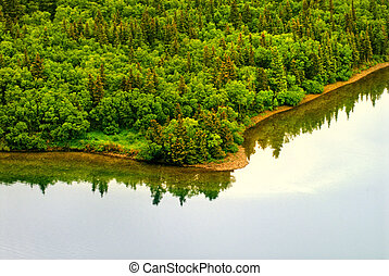 parque nacional, katmai