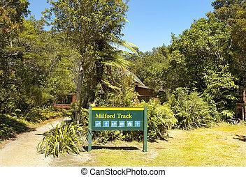 parques nacionales, de, nueva zelandia